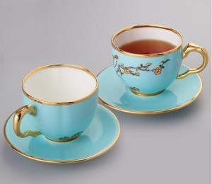 国瓷永丰源 夫人瓷 新中式咖啡杯套装
